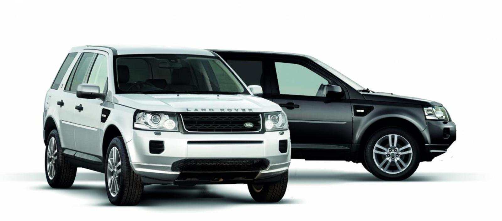 2013 land rover freelander 2 black and white edition review top speed. Black Bedroom Furniture Sets. Home Design Ideas