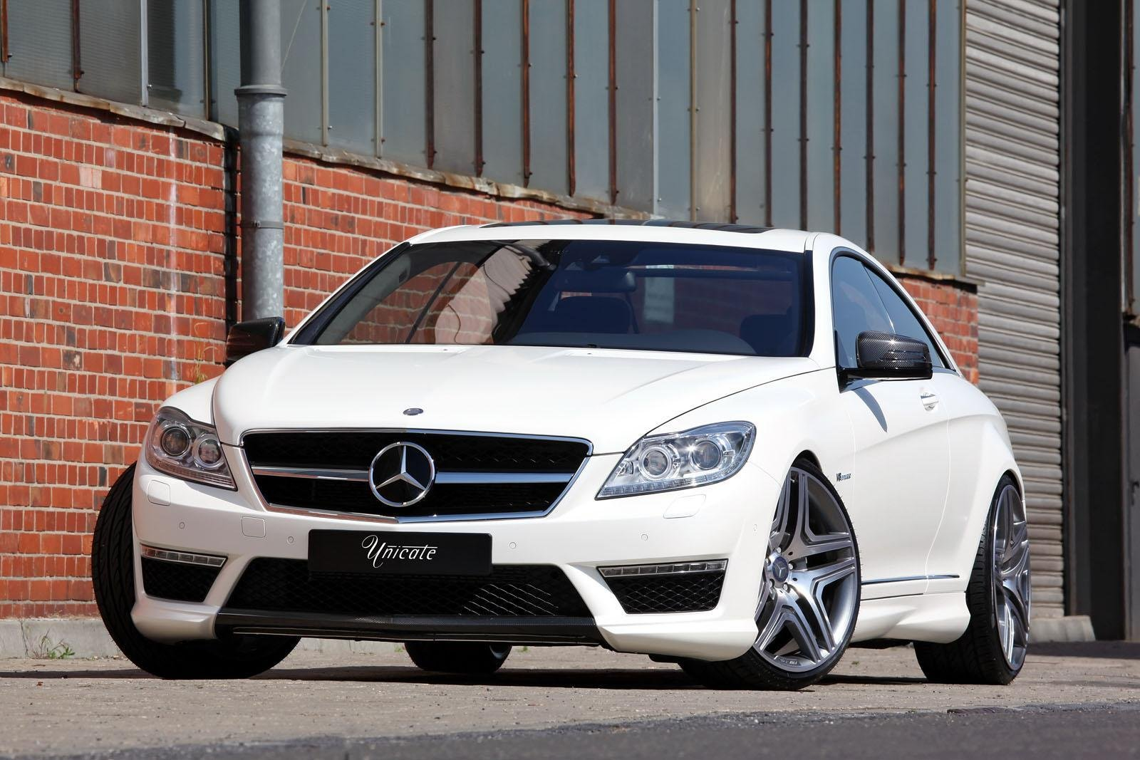 2013 mercedes cl63 amg by unicate germany top speed. Black Bedroom Furniture Sets. Home Design Ideas