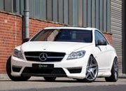 Mercedes CL63 AMG by Unicate Germany