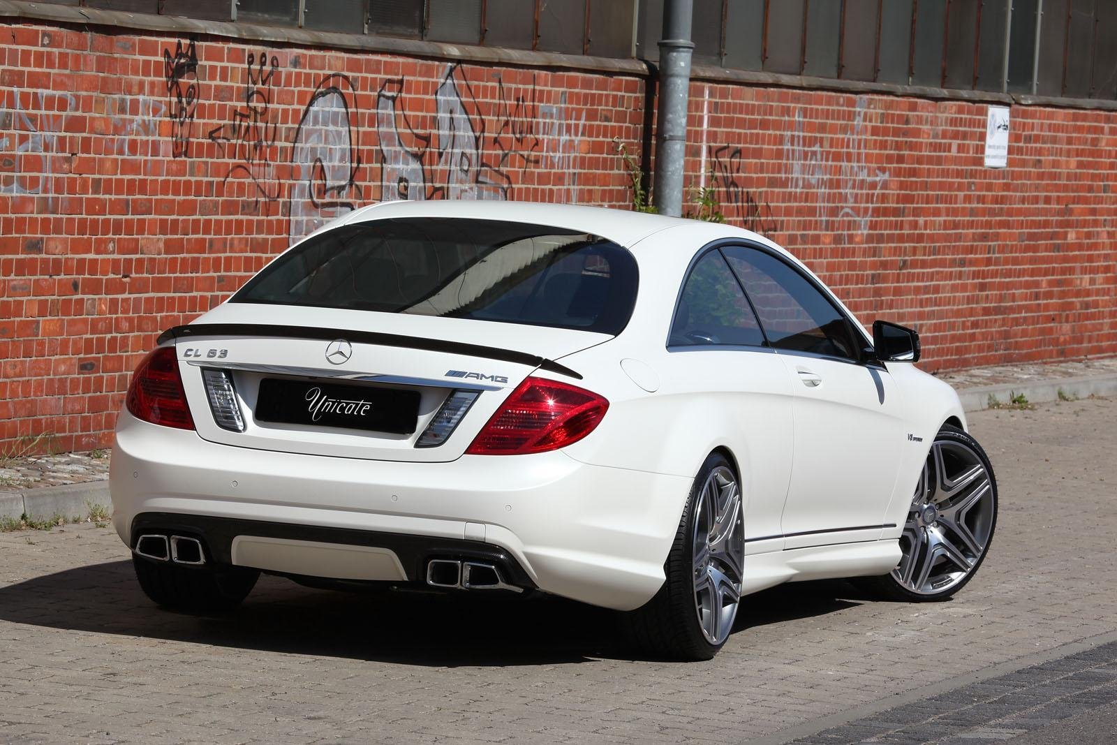 2013 mercedes cl63 amg by unicate germany picture 485179 car review top speed. Black Bedroom Furniture Sets. Home Design Ideas