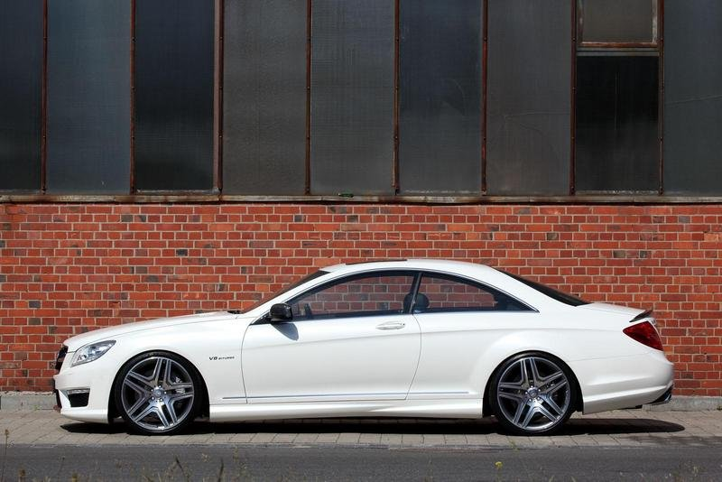 2013 Mercedes CL63 AMG by Unicate Germany