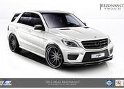 "Mercedes ML63 AMG ""Rezonance ML"" by RevoZport"