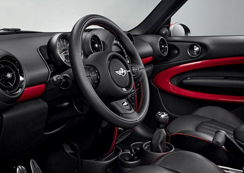 2013 Mini Paceman John Cooper Works Interior - image 486181