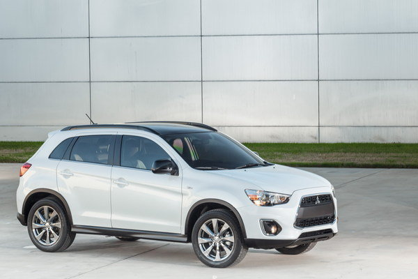 mitsubishi outlander sport limited edition picture