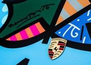 2013 Porsche 911 Cabriolet Art Car by Romero Britto - image 485718