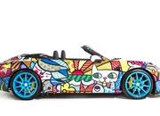 2013 Porsche 911 Cabriolet Art Car by Romero Britto - image 485710