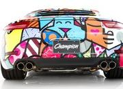 2013 Porsche 911 Cabriolet Art Car by Romero Britto - image 485712