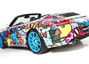 2013 Porsche 911 Cabriolet Art Car by Romero Britto - image 485714