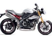 2013 Triumph Speed Triple R - Ultimate Performance - image 484858