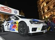 2013 Volkswagen Polo R WRC Rally Car - image 485767