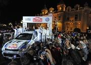 2013 Volkswagen Polo R WRC Rally Car - image 485769