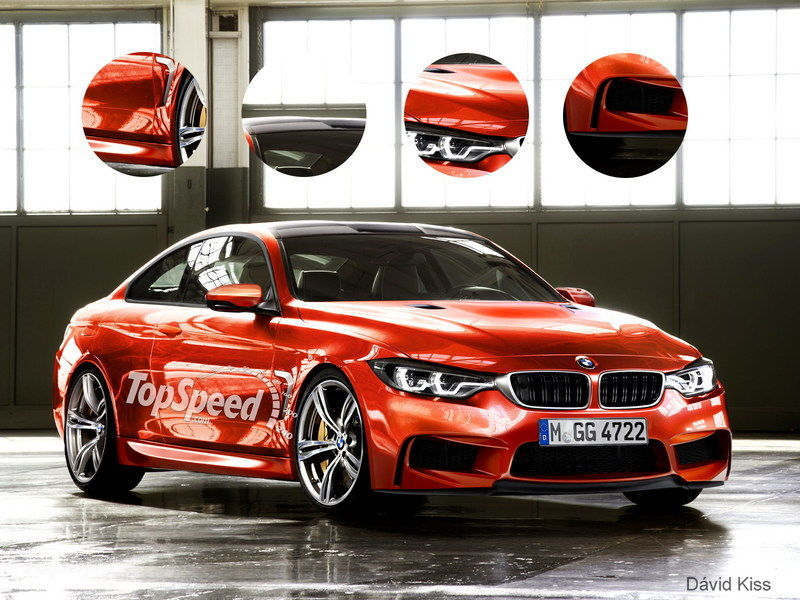 2015 BMW M4 Coupe Exclusive Renderings - image 485368