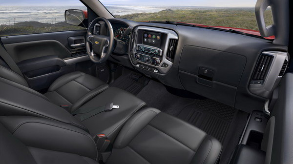 2015 Chevrolet Silverado Black Out Special Edition | truck review