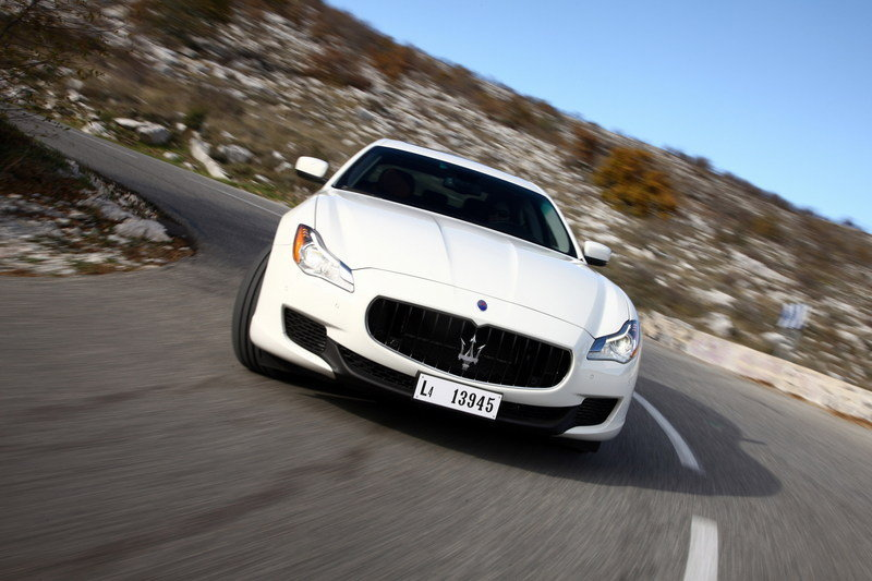 2014 - 2015 Maserati Quattroporte High Resolution Exterior - image 486011