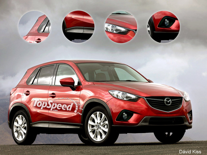2016 - 2017 Mazda CX-3 Exclusive Renderings - image 485520