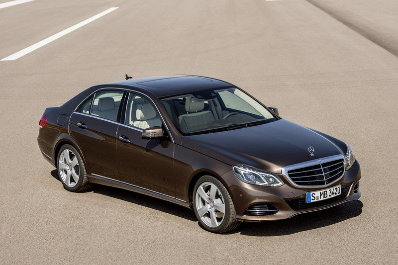 2014 Mercedes E-Class High Resolution Exterior - image 486070