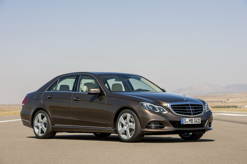 2014 Mercedes E-Class High Resolution Exterior - image 486071
