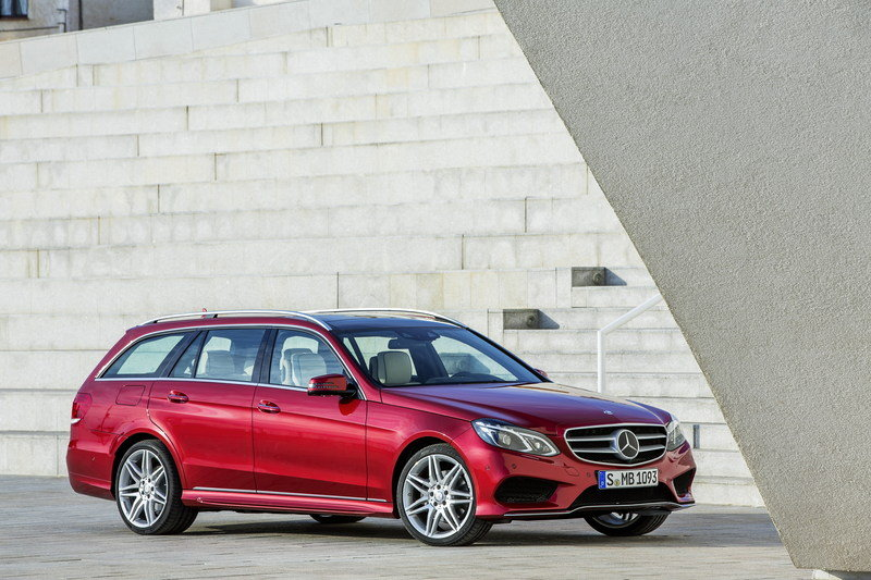 2014 Mercedes E-Class High Resolution Exterior - image 486106