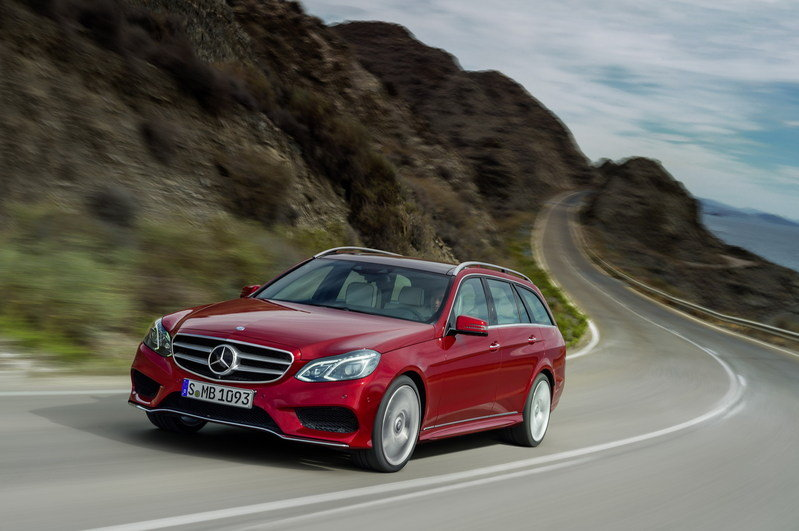 2014 Mercedes E-Class High Resolution Exterior Wallpaper quality - image 486117