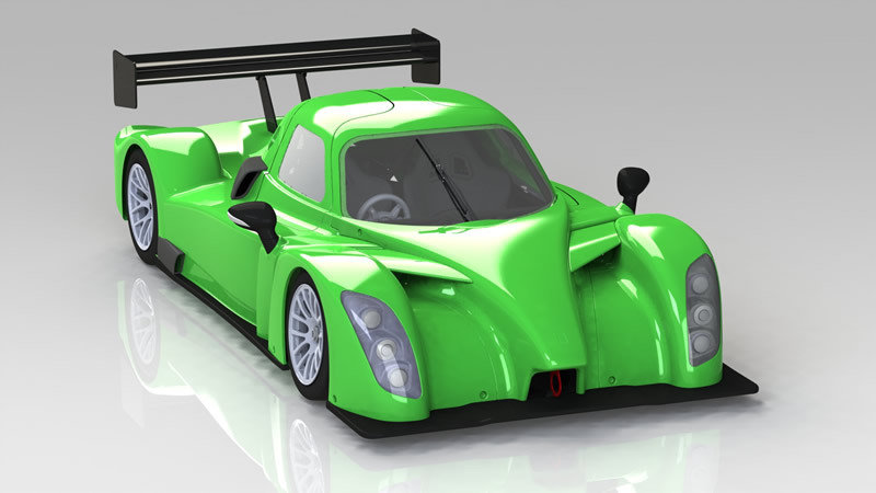2014 Radical RXC Coupe