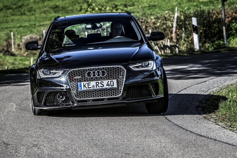 2013 Audi RS4 by ABT Sportsline