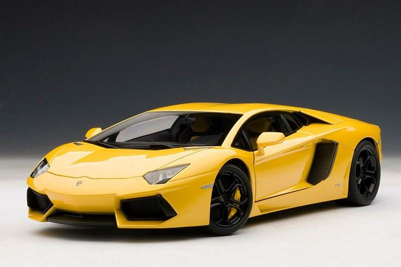 AUTOartu0027s 1:18 Lamborghini Aventador LP700 4 Makes For A Sweet Holiday  Present