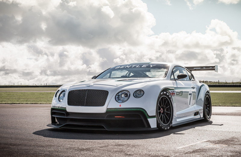 Bentley Continental GT3 will be Developed by M-Sport