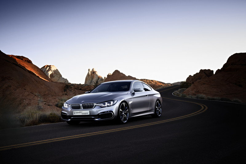 2013 BMW 4-Series Coupe Concept