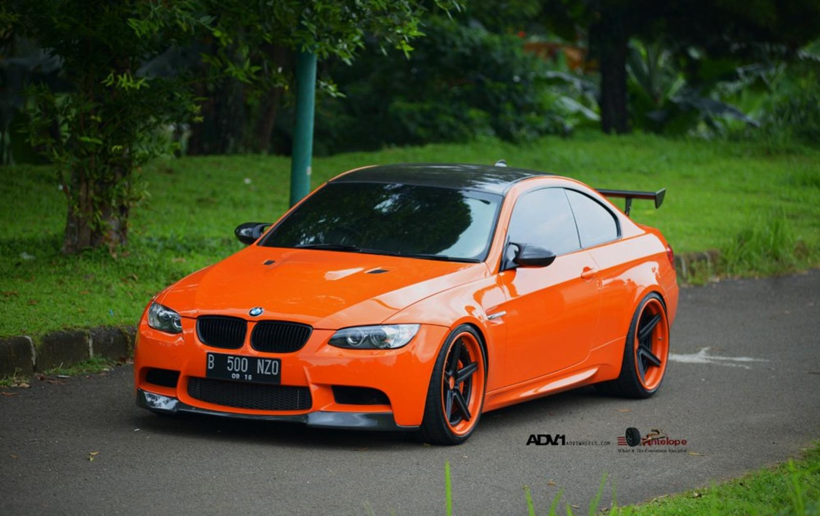 2013 Bmw M3 Halloween Orange By Antelope Ban Review Top