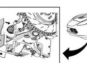 Leaked Images Reveal the 2014 Corvette's Front Clip and Brake System - image 486847