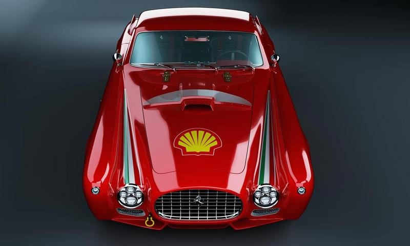 1951 Ferrari 340M/C by Gullwing America High Resolution Exterior - image 485310