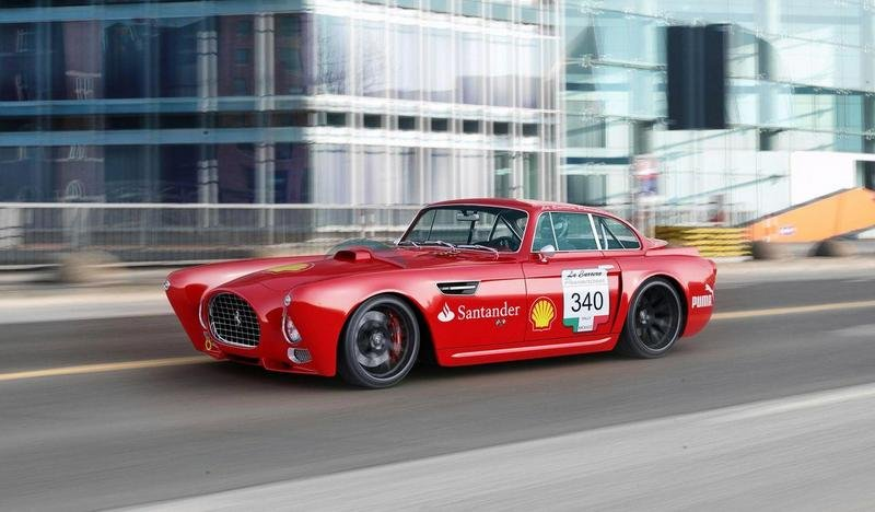 1951 Ferrari 340M/C by Gullwing America High Resolution Exterior - image 485312