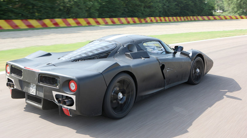 Ferrari Reveals More Details On The Upcoming F150 Supercar