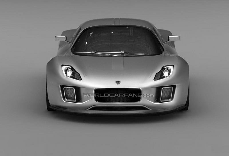 Production version Gumpert Tornante leaks on the internet