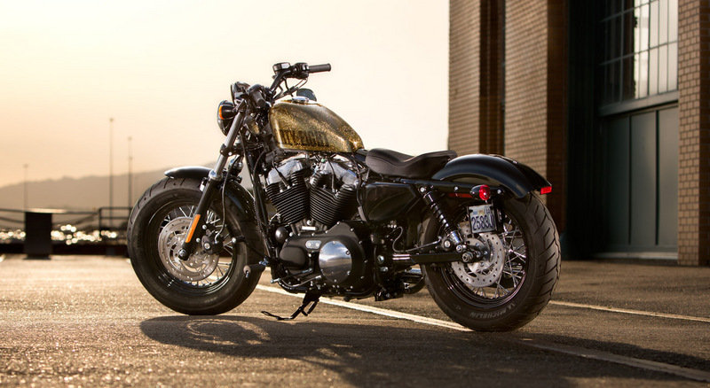 2013 Harley - Davidson Sportster Forty - Eight | Top Speed