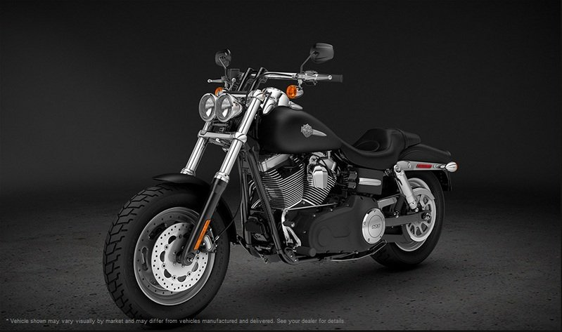 2013 Harley-Davidson Dyna Fat Bob - International Version Exterior - image 487386