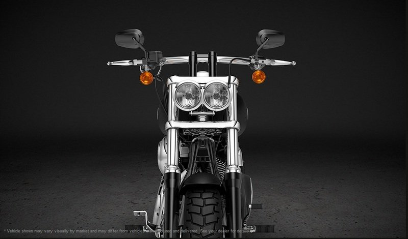 2013 Harley-Davidson Dyna Fat Bob - International Version Exterior - image 487387