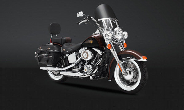 Harley Heritage Softail >> 2013 Harley-Davidson Heritage Softail Classic - Picture ...