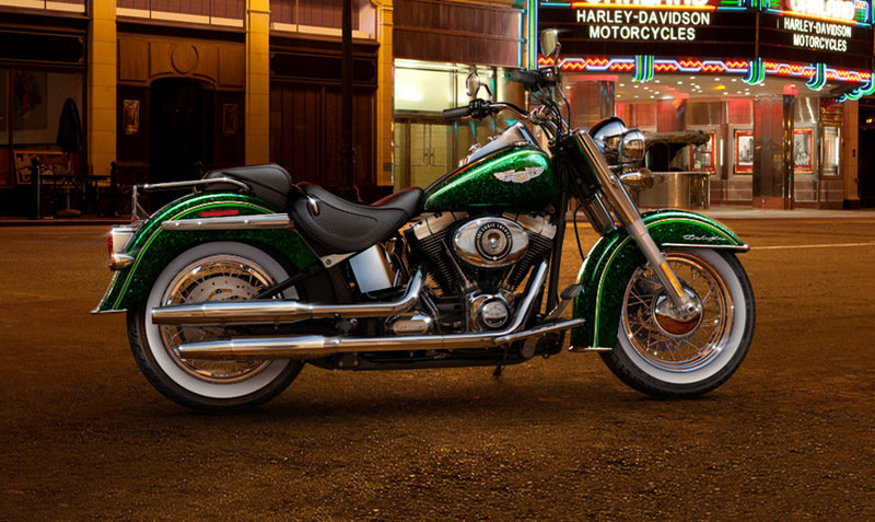 2013 Harley-Davidson Softail Deluxe Exterior - image 487445