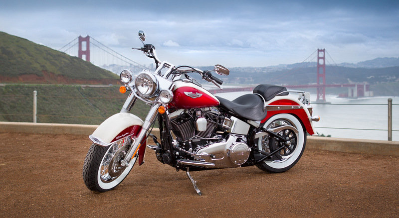 2013 Harley-Davidson Softail Deluxe High Resolution Exterior - image 487448