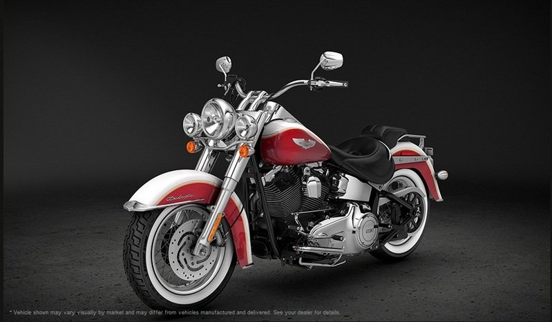 2013 Harley-Davidson Softail Deluxe Exterior - image 487453