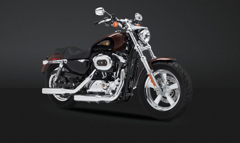 2013 Harley-Davidson Sportster 1200 Custom 110 Anniversary Edition Exterior - image 487225