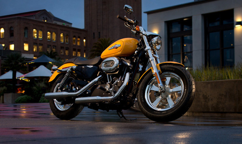 2013 Harley-Davidson Sportster 1200 Custom 110 Anniversary Edition Exterior - image 487228