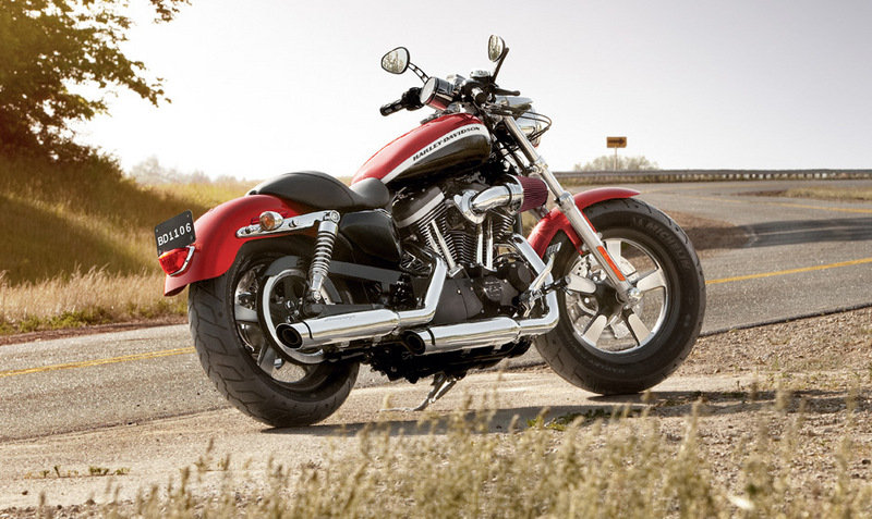 2013 Harley-Davidson Sportster 1200 Custom 110 Anniversary Edition Exterior - image 487230