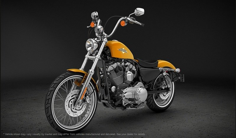 2012 Harley-Davidson Sportster Seventy-Two Review - Top Speed