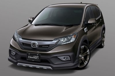 2013 Honda CR-V by Mugen