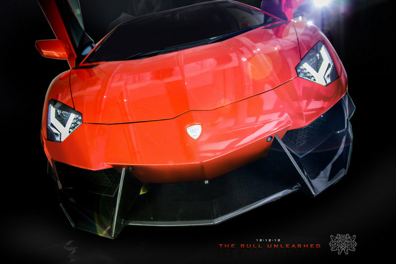 2013 Lamborghini Aventador LP900 SV Limited Edition by DMC Tuning Exterior - image 485906