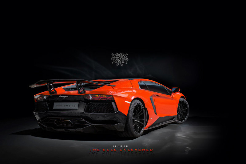 2013 Lamborghini Aventador LP900 SV Limited Edition by DMC Tuning High Resolution Exterior Wallpaper quality - image 485907