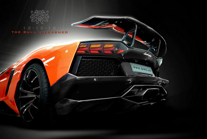 2013 Lamborghini Aventador LP900 SV Limited Edition by DMC Tuning Exterior - image 485908
