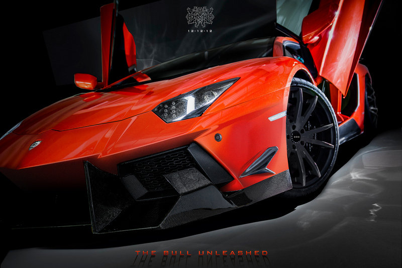 2013 Lamborghini Aventador LP900 SV Limited Edition by DMC Tuning Exterior - image 485904